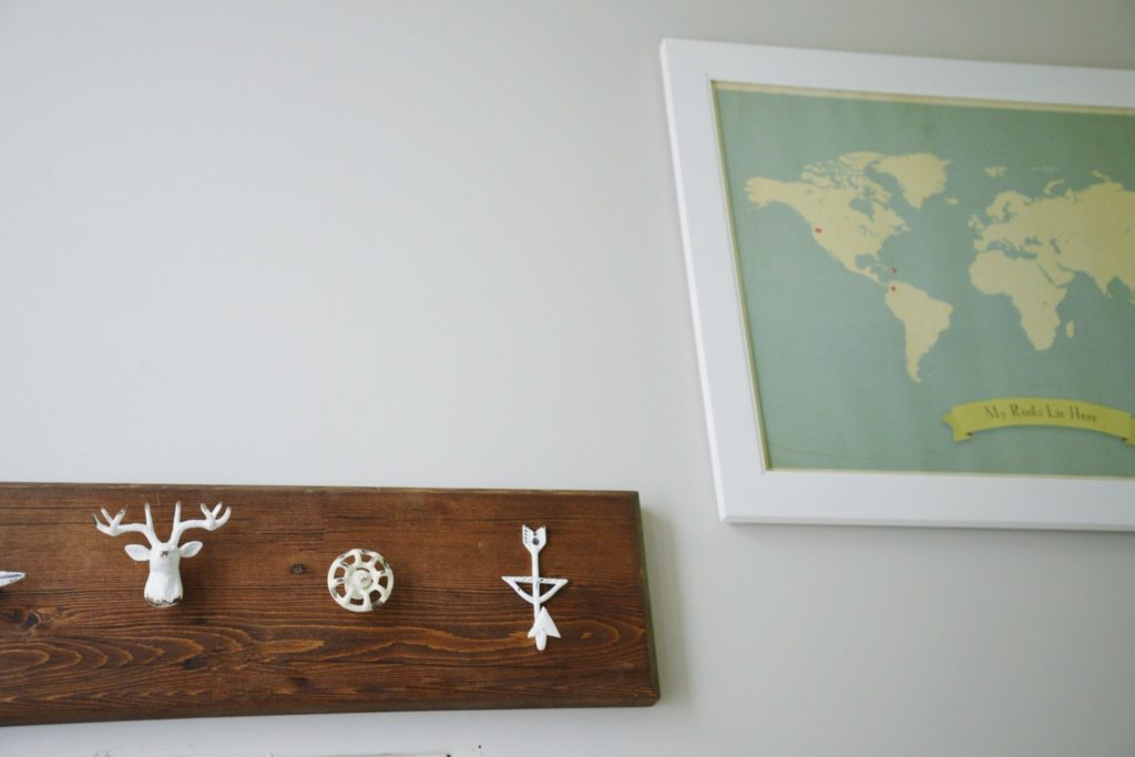 Nursery Coat Rack